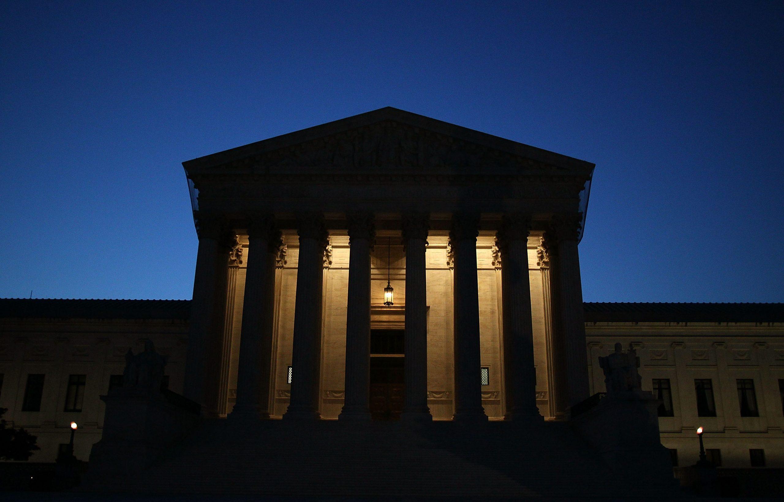 Supreme Court Hears Oral Arguments On Arizona Immigration Law
