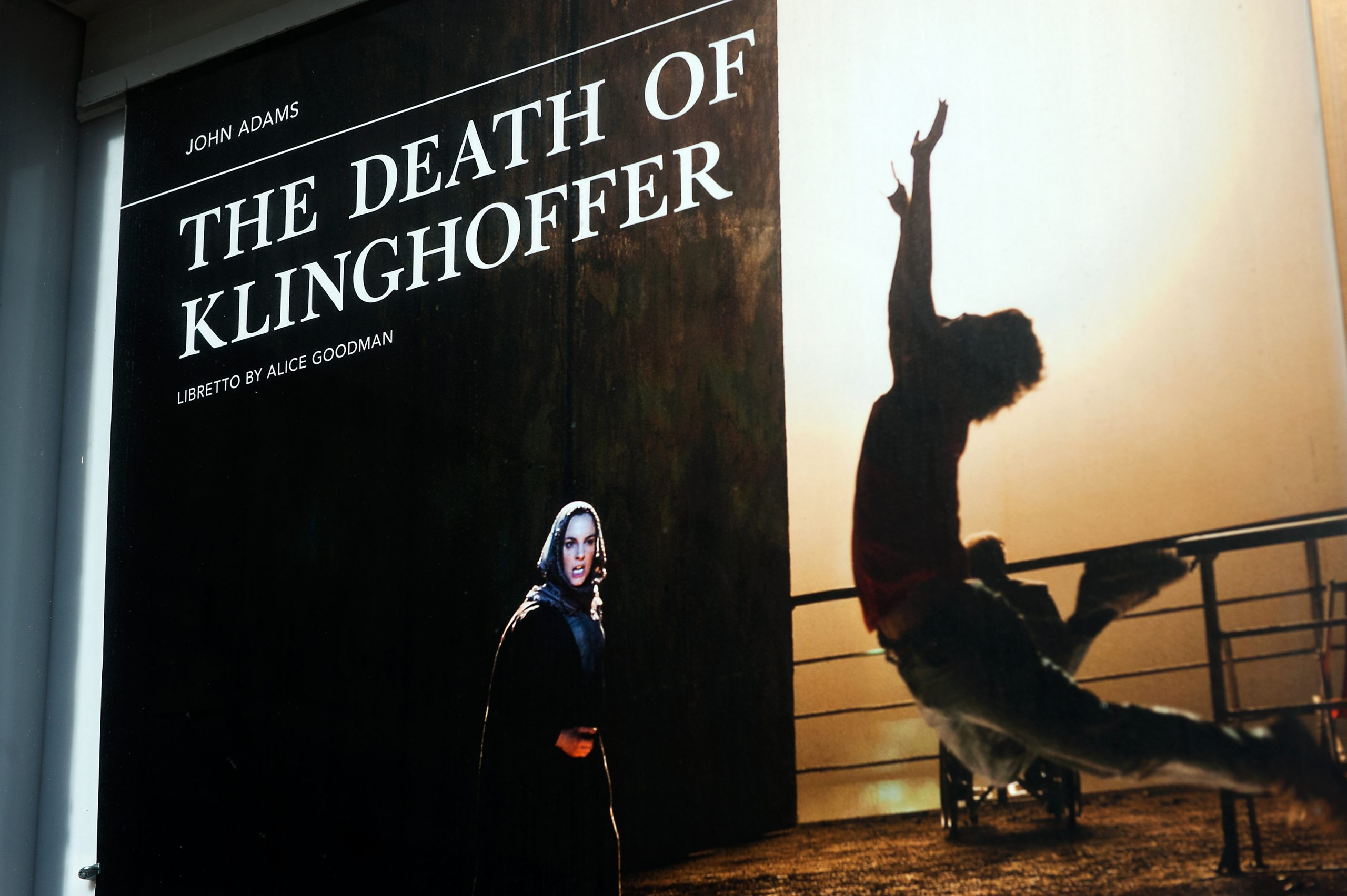 """Protestors Hold Vigil, Rally Condemning """"Klinghoffer"""" Opera Outside Lincoln Center"""