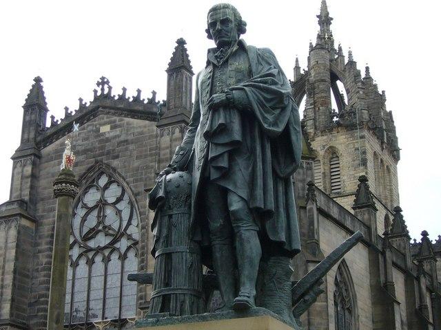 Adam_Smith_statue