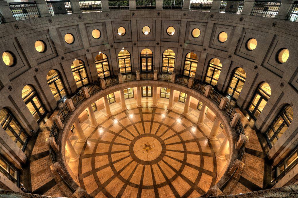 Texas Capital Rotunda