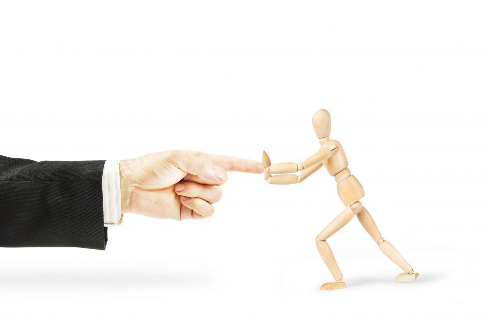 Unequal power. Concept of unfair competition