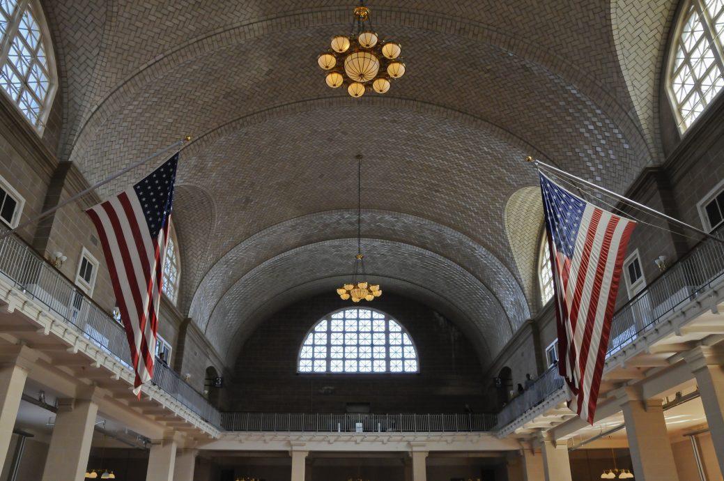 Ellis Island, New York, USA