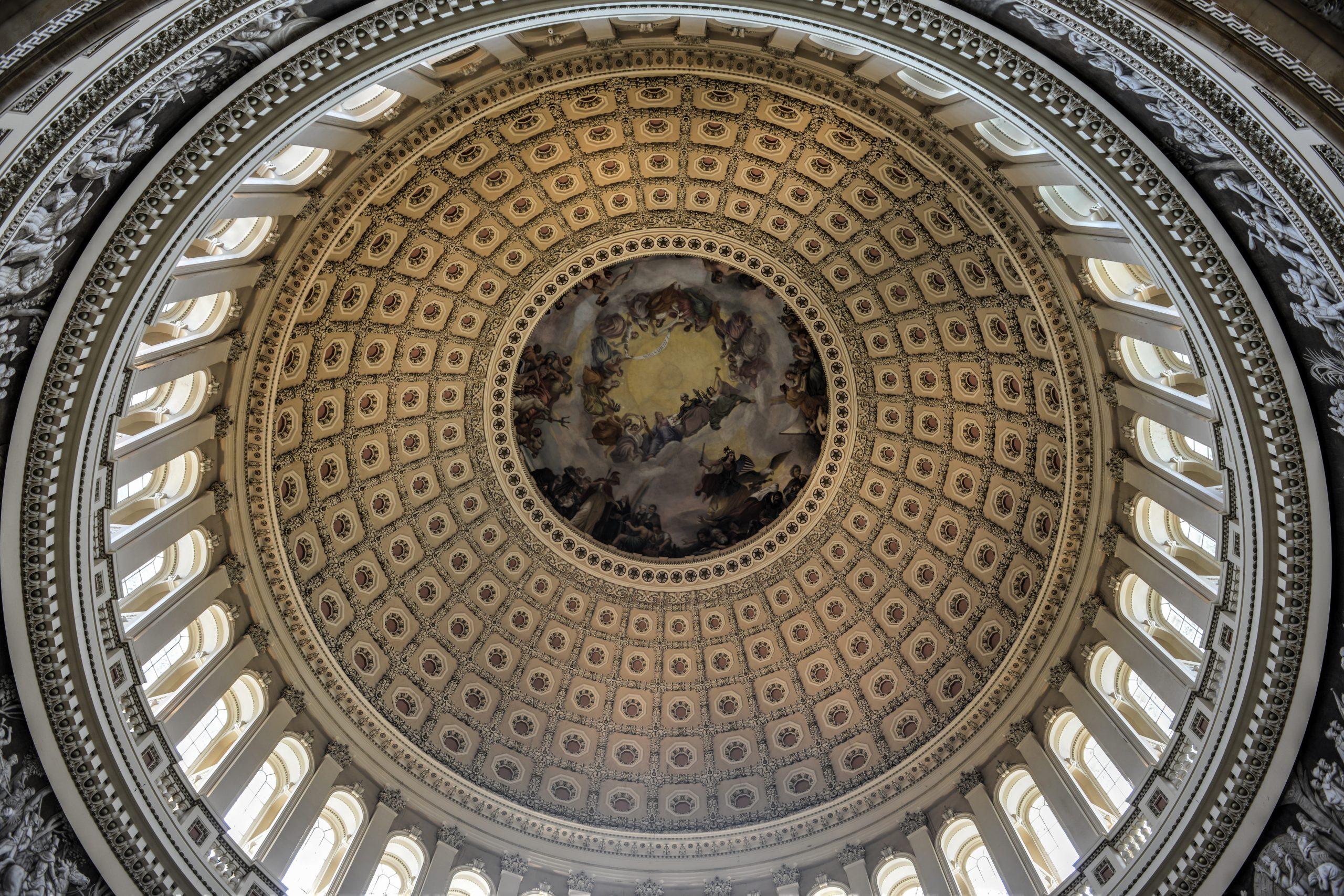 U.S. Capitol Dome: Washington DC