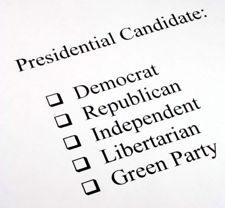 Presidential Candidate Selection