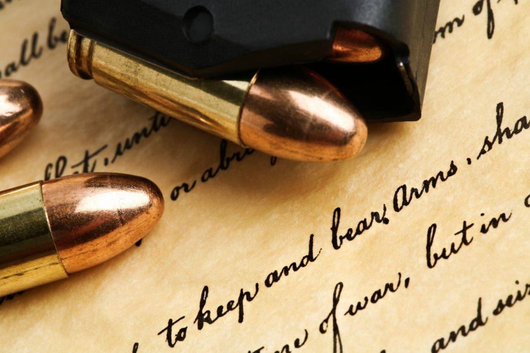 right to keep and bear arms – US Constitution Bill of Rights