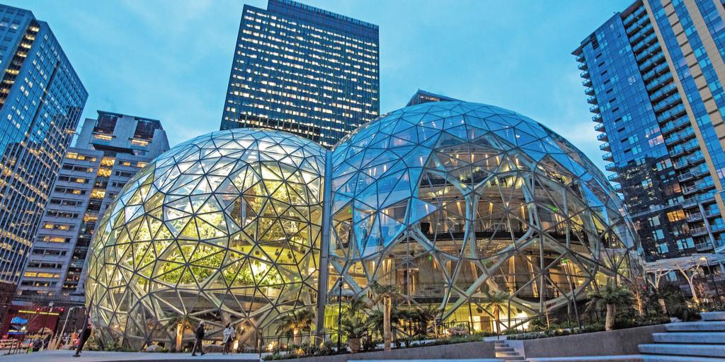 Amazon HQ