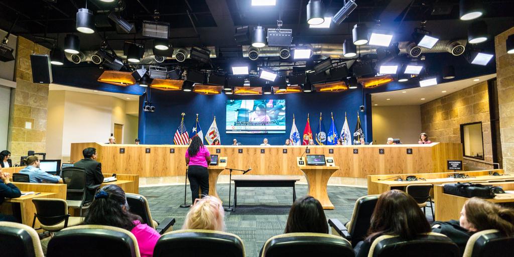 Austin Public Meeting