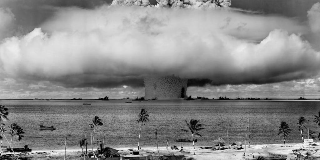 Baker Nuclear Test
