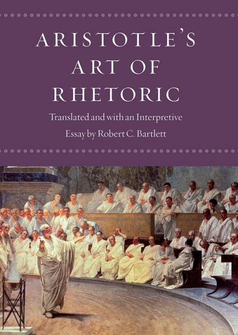 Bartlett Aristotle Rhetoric