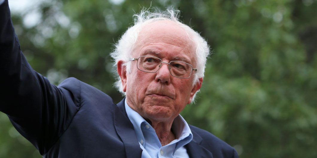 Bernie Sanders 2019