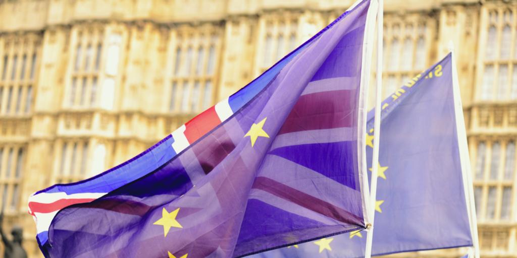 Brexit EU Protest