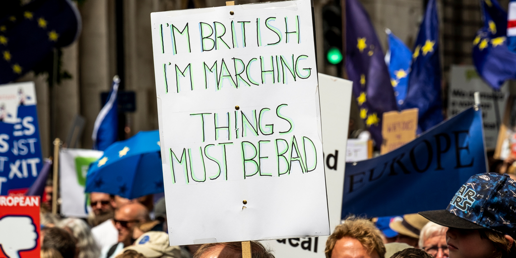Brexitprotest