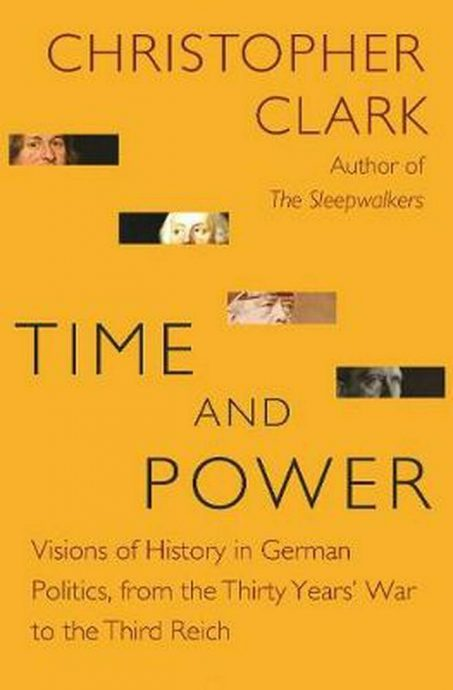 Clark – Time and Power