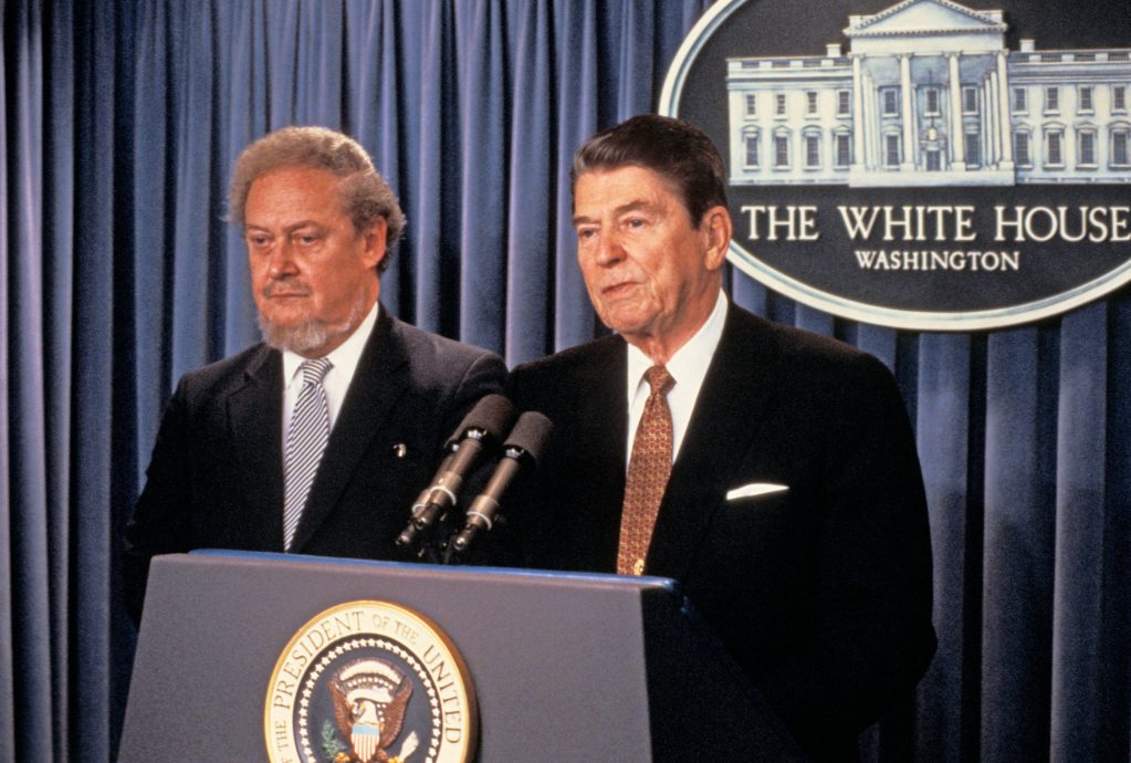 Dec. 19, 2012 – Washington, District of Columbia, U.S. – Former Supreme Court nominee Robert Bork whose failed nomination to the Supreme Court sparked one of the most polarizing battles in American history, died Wednesday, at his Virginia home. Bork, who