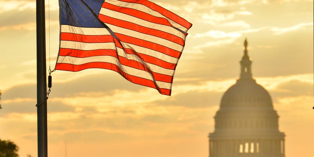 DC Flag & Capital
