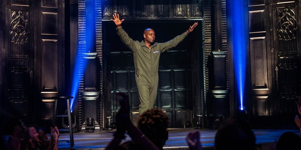 Dave Chappelle Sticks and Stones