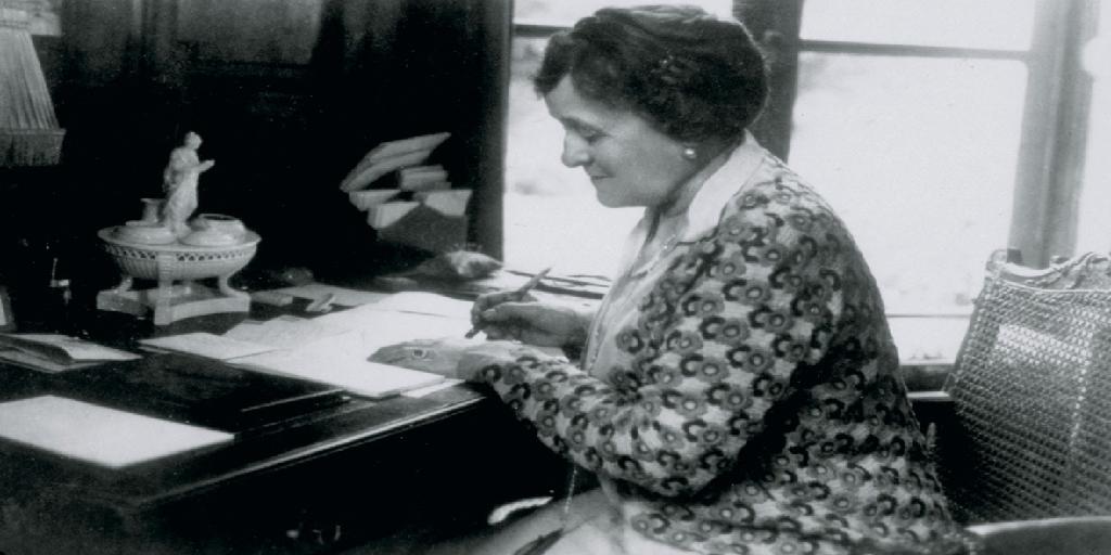 Edith Wharton two