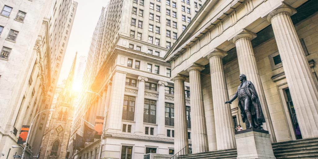 Federal Hall Wall Street