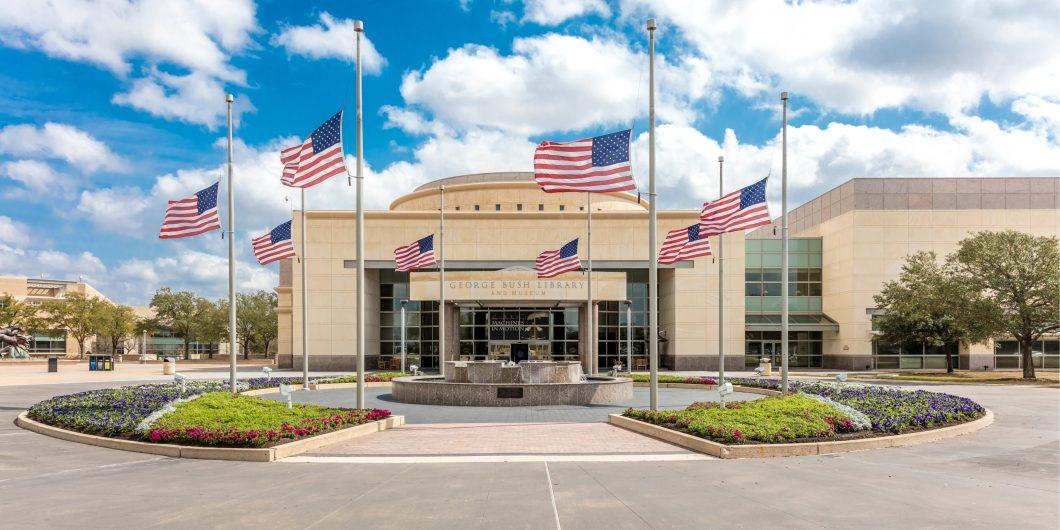 G.H.W. Bush Library