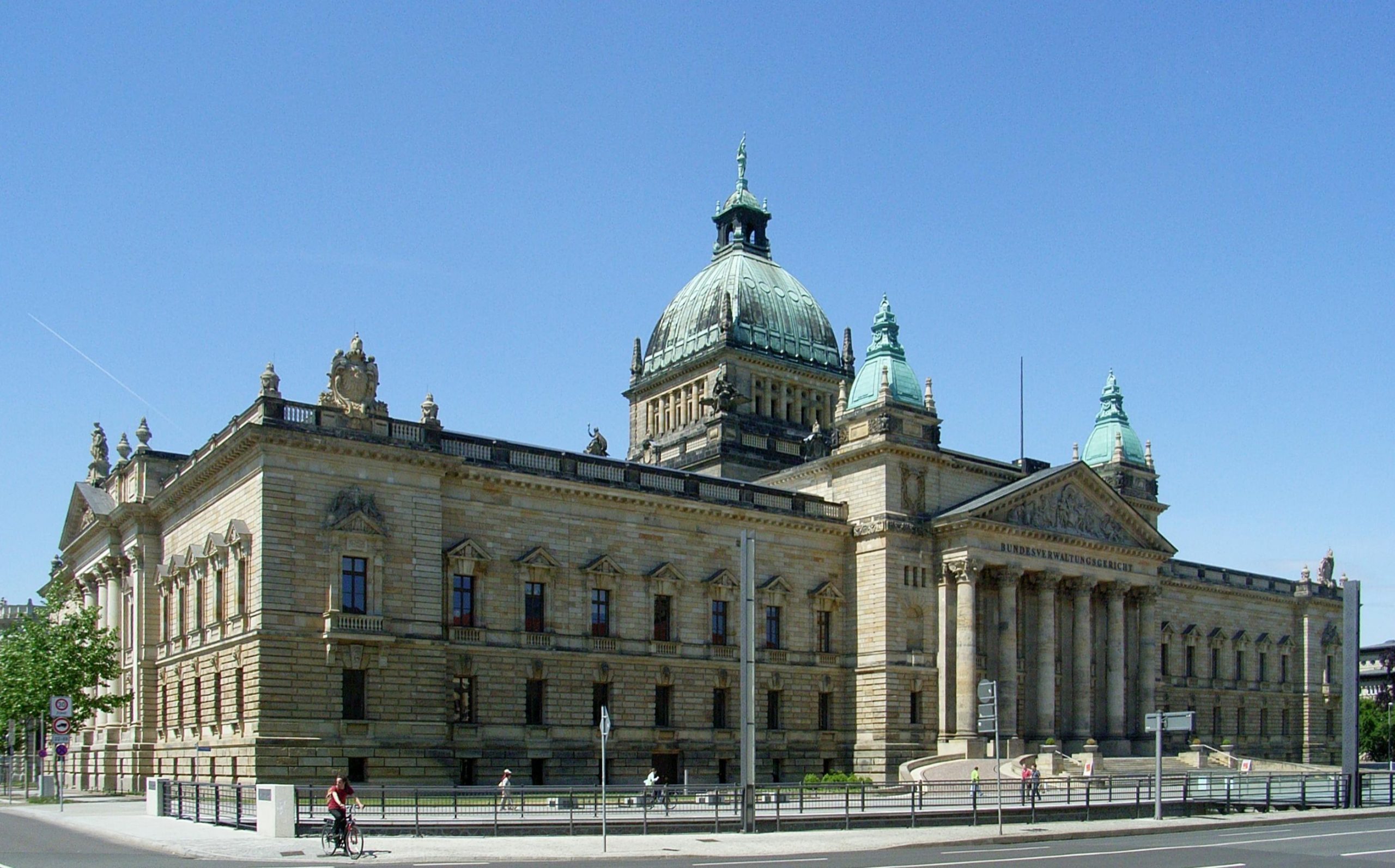 The Federal Administrative Court of Germany