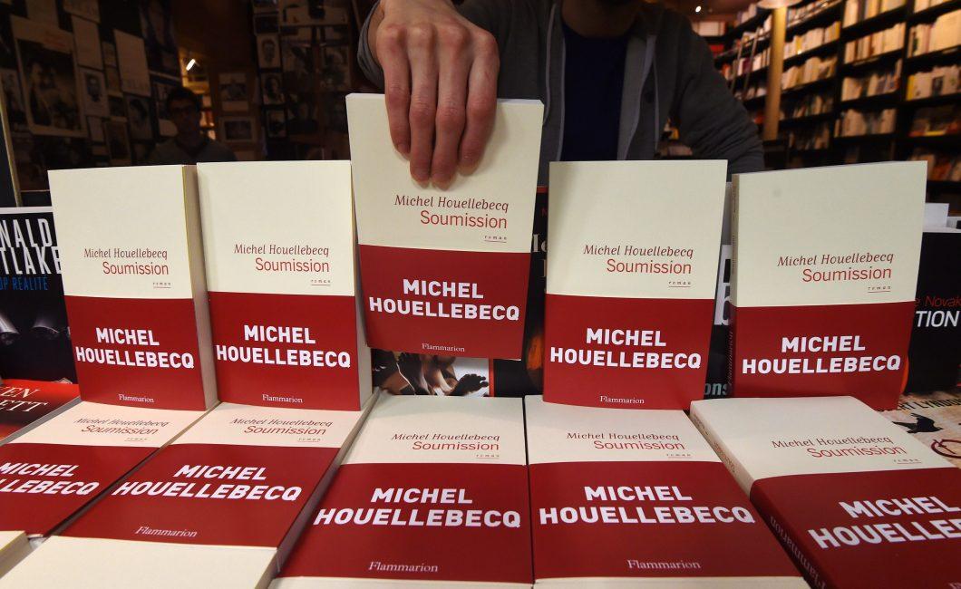FRANCE-LITERATURE-HOUELLEBECQ