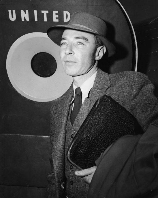 Oppenheimer Arrives
