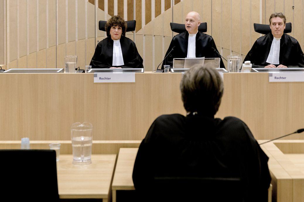 NETHERLANDS-POLITICS-RACISM-COURT