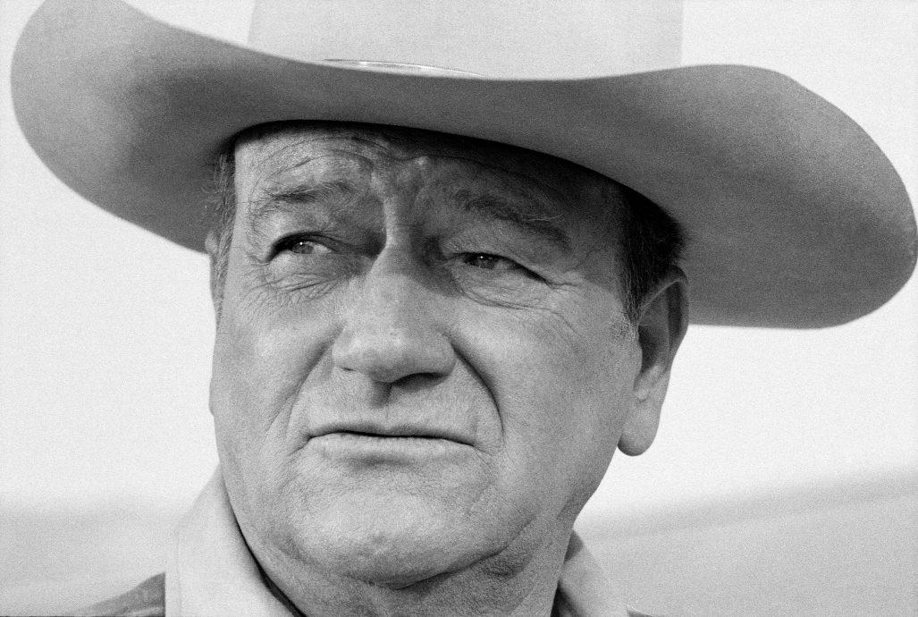 John Wayne In 'Raquel!'