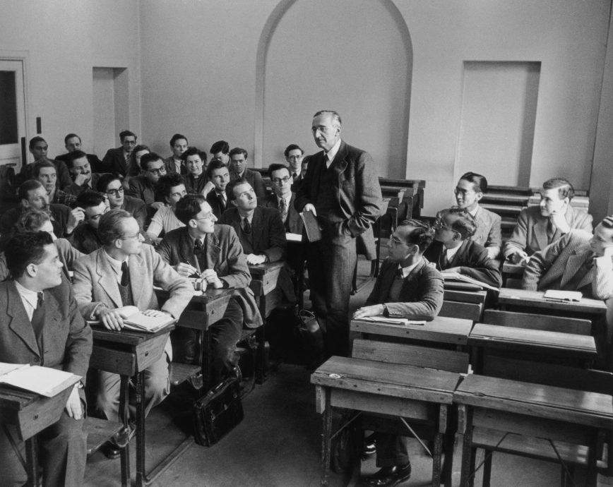 Hayek At LSE