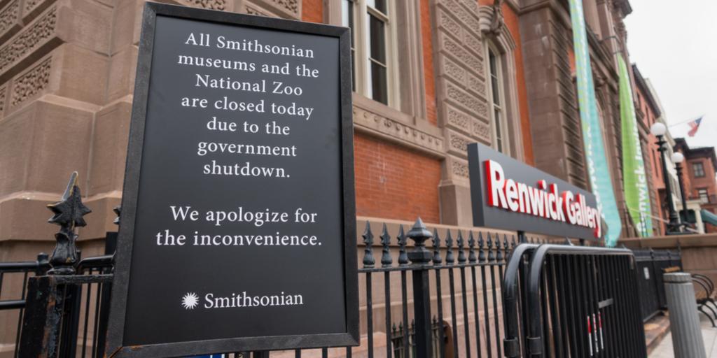 Government Shutdown Jan 19