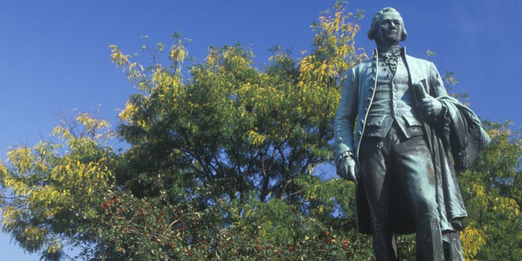 Hamilton in Patterson