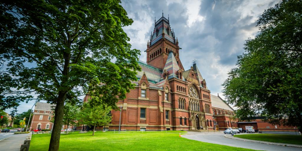 Harvard Memoiral Hall