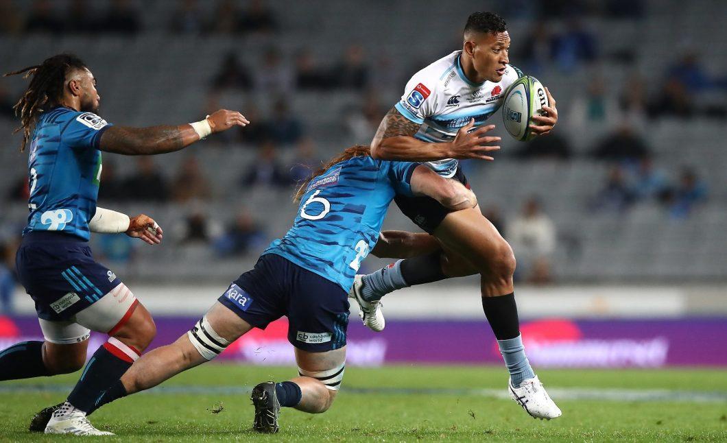 Super Rugby Rd 8 – Blues v Waratahs