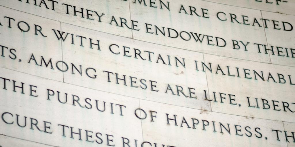 Jefferson Memorial DoI closeup