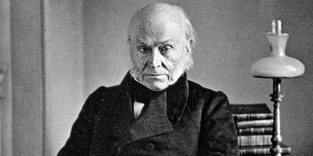 John Quincy Adams crop