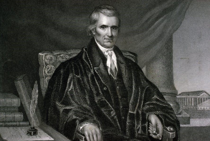 Chief Justice John Marshall, US Supreme Court, American History