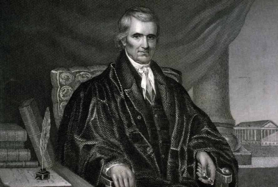 Chief Justice John Marshall, US Supreme Court, American History