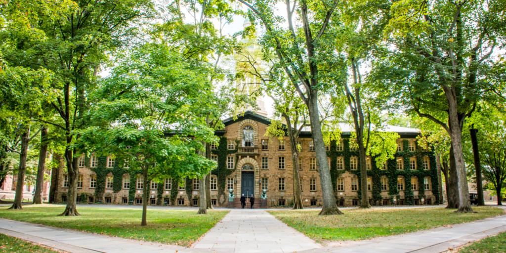 Nassau Hall Princeton