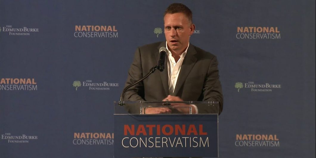 Peter Thiel NCC