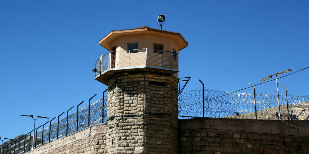 Prison – Guard Tower