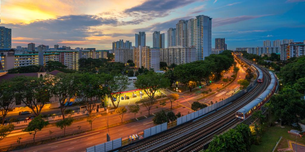 Singapore Mass Transit