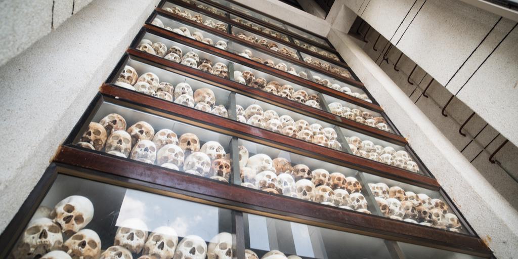 Skull Pagoda
