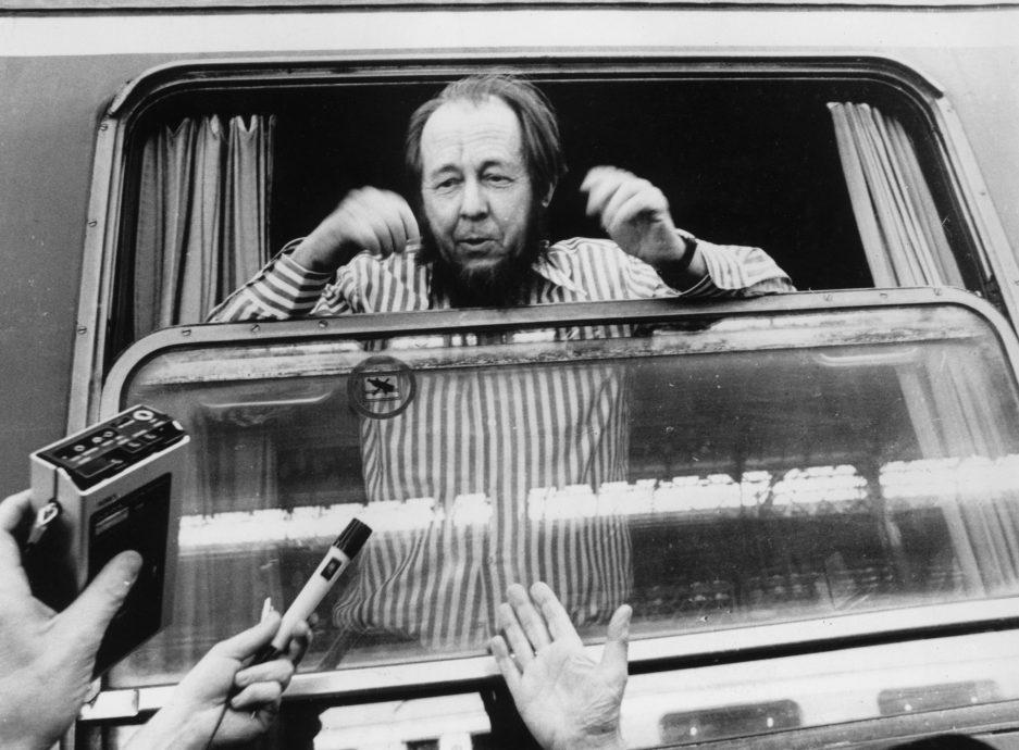 A Solzhenitsyn
