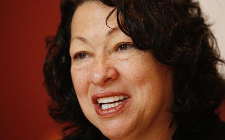 Sotomayor Senate Roles