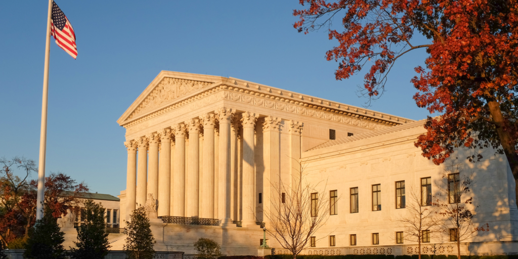 Supreme Court angle