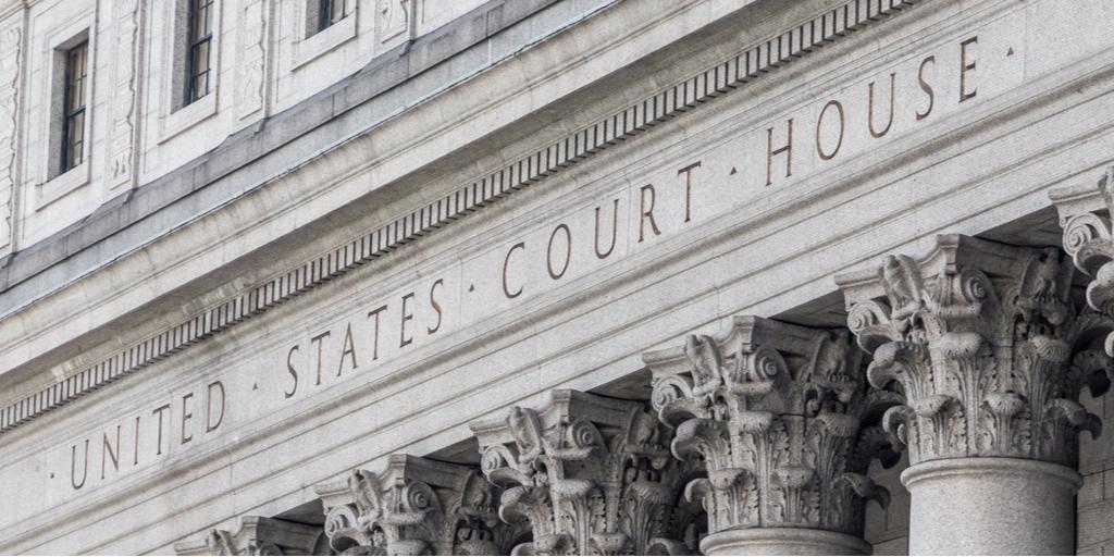 US Court House Manhattan