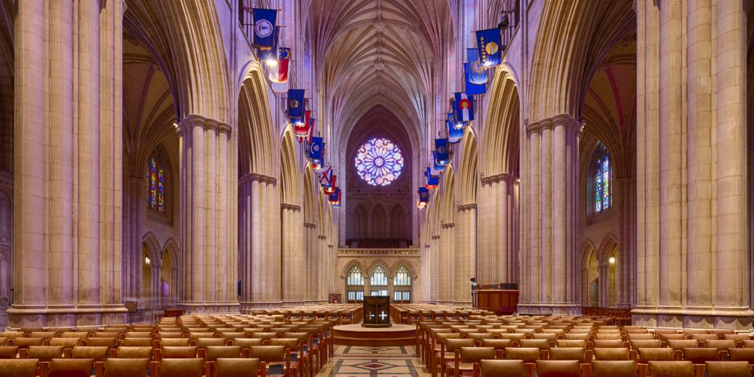 Washington National Cathedral Interior