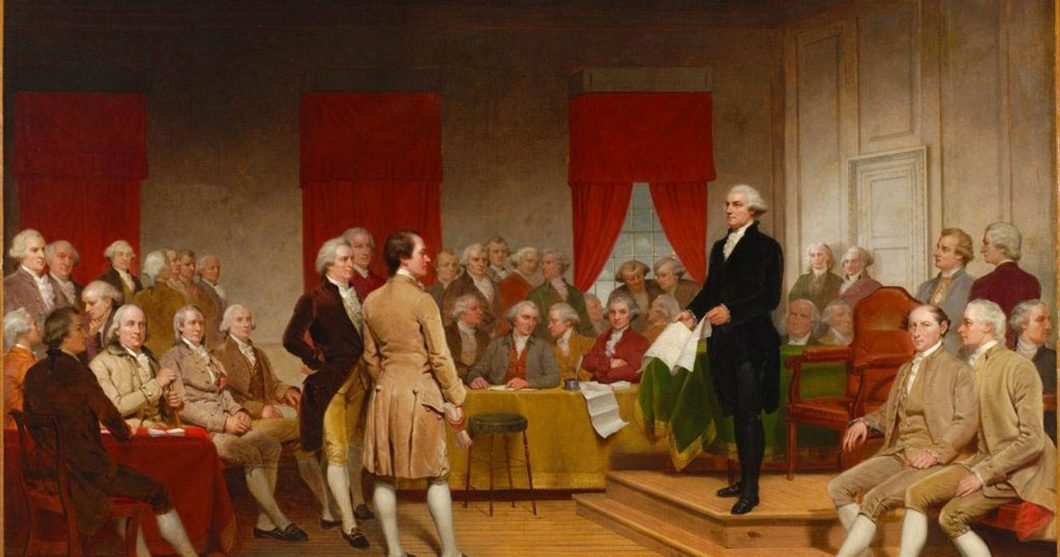 Washington as Statesman
