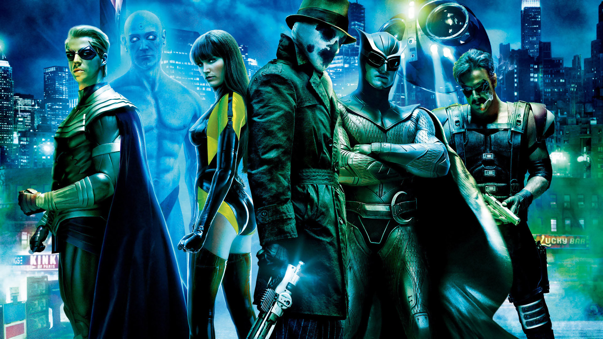 The Dark Individualism Of Watchmen