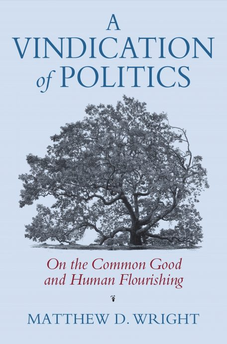 Wright – A Vindcation of Politics
